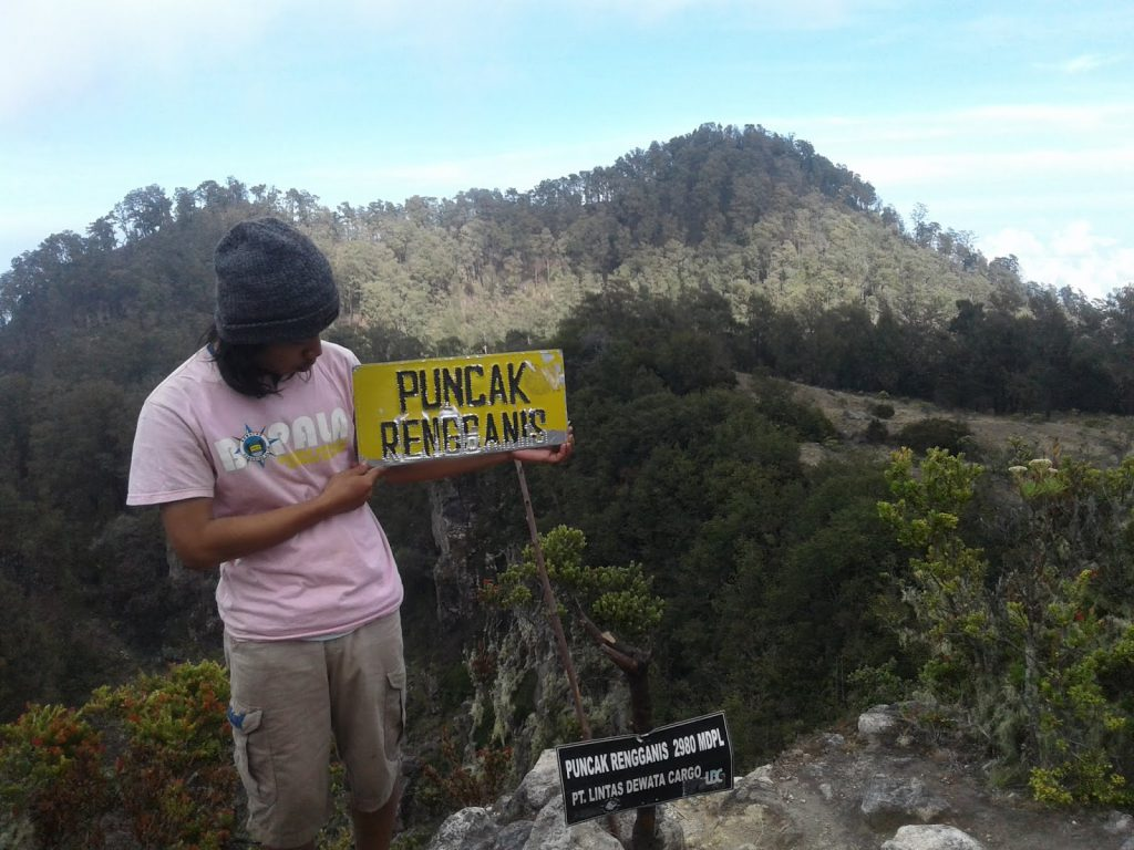 Puncak Rengganis Gunung Argopuro