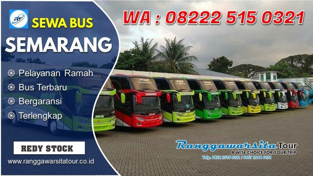 Sewa Bus Semarang Ranggawarsita