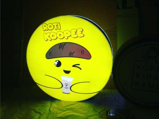 Rekomendasi Jasa Pembuatan Neon Box di Bogor