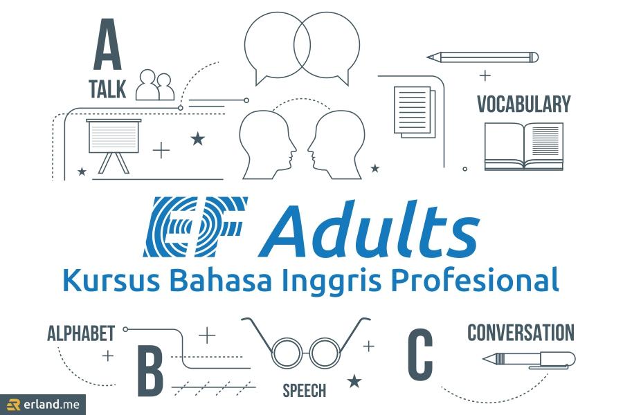 Review EF Adults, Lembaga Kursus Bahasa Inggris Profesional